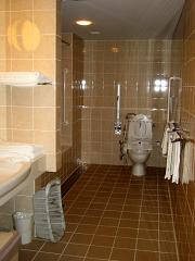 バスルーム内部